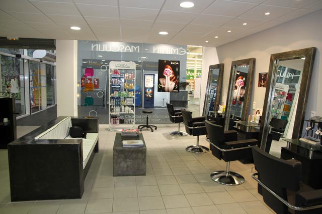 Nos salon lin a coiffure accueil du site du salon de coiffure linea coiffure - Decoration interieur salon de coiffure ...